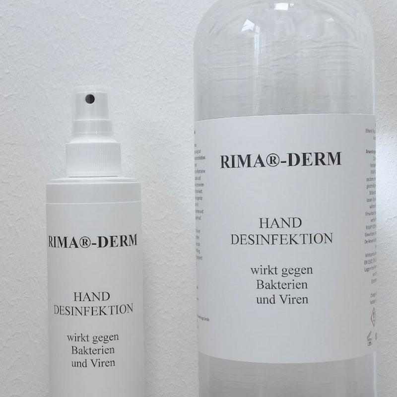 RIMA®-DERM Händedesinfektion