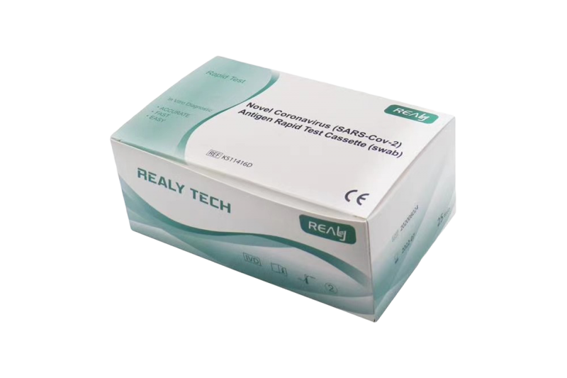 Novel Realy Tech SARS-CoV-2 Ag