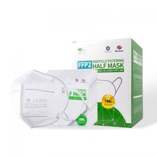 FFP2 Maske CE zertifiziert CE2834 geprüft