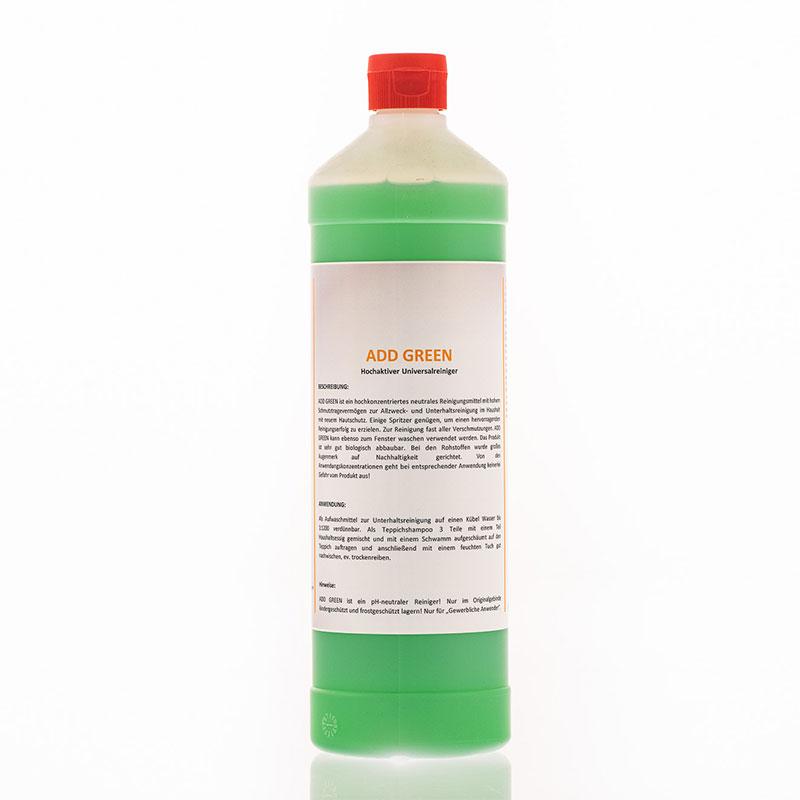 Add Green – Hochaktiver Universalreiniger