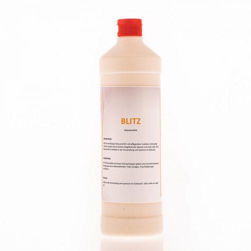 Blitz – Scheuermilch