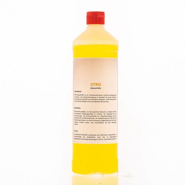 Citro – Abwaschhilfe