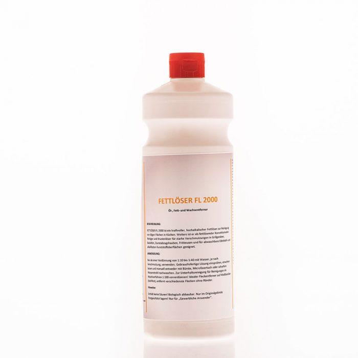 Fettlöser FL 2000 – Öl-, Fett- und Wachsentferner