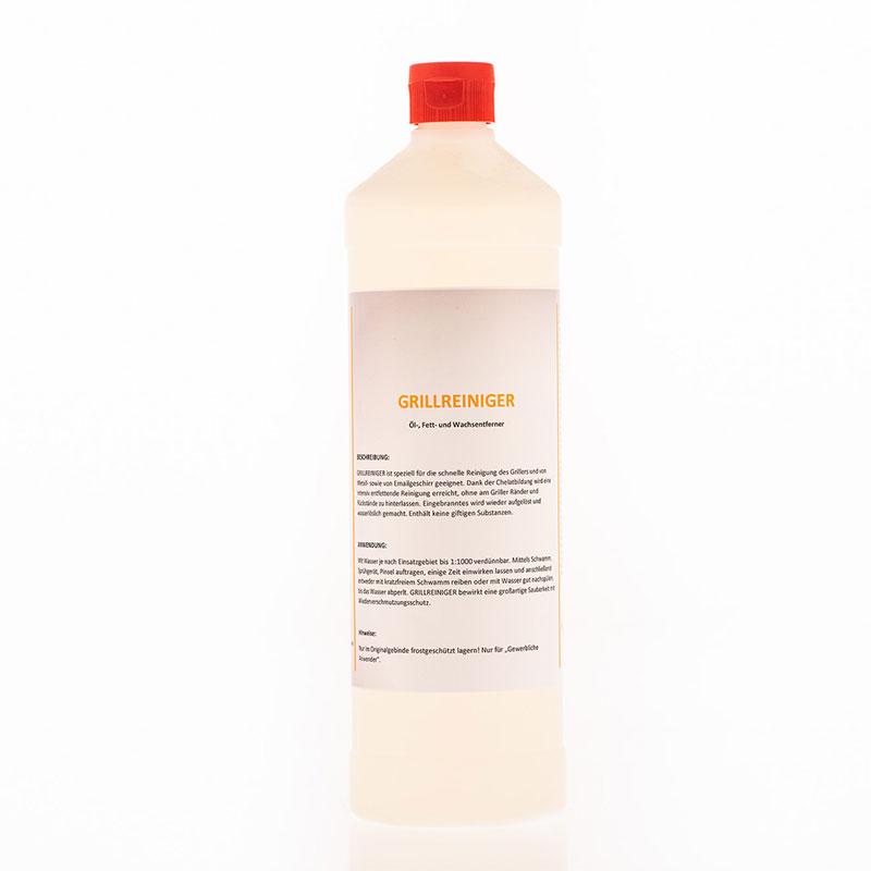 Grillreiniger – Öl-, Fett- und Wachsentferner