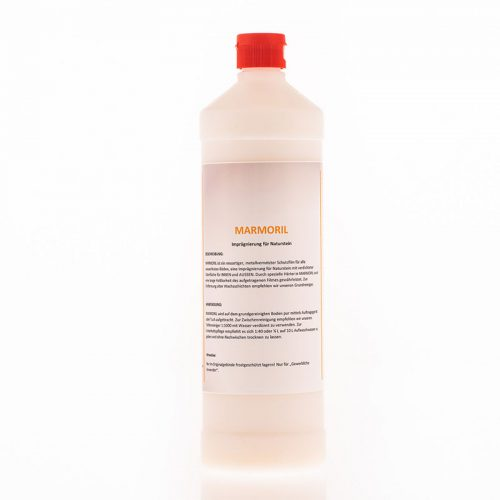 Marmoril – Imprägnierung für Naturstein