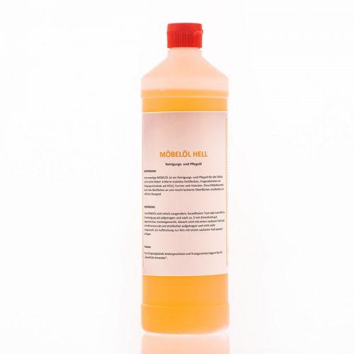 Möbelöl Hell – Reinigungs- und Pflegeöl