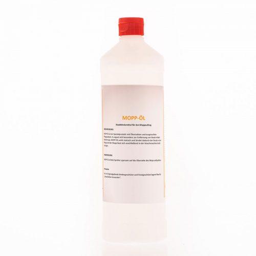 Mopp-Öl – Staubbindemittel für den Moppauftrag