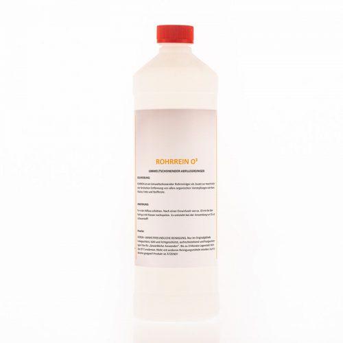 Rohrrein O³ – Umweltschonender Abflussreiniger