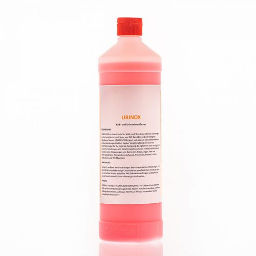 Urinox – Kalk- und Urinsteinentferner